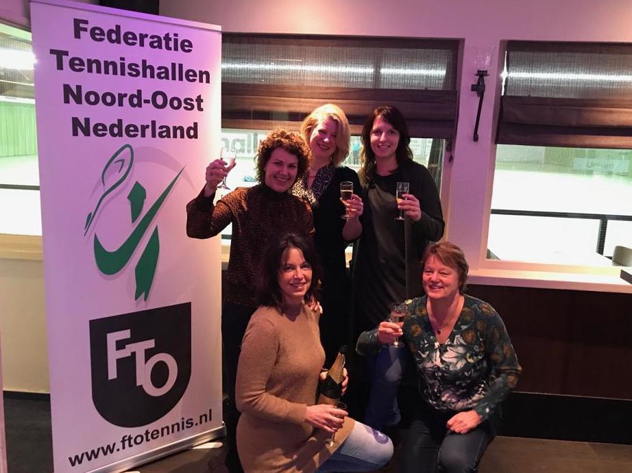 FTO Dames kampioen
